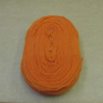 Solid Thin Pre-yarn- orange