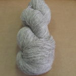 Undyed grey yarn  8/3