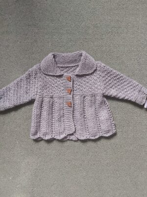 Baby Jacket from Alpaca
