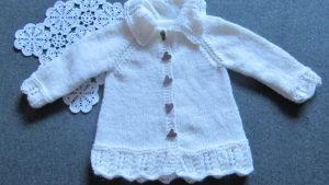 Babyjacket from Alpaca
