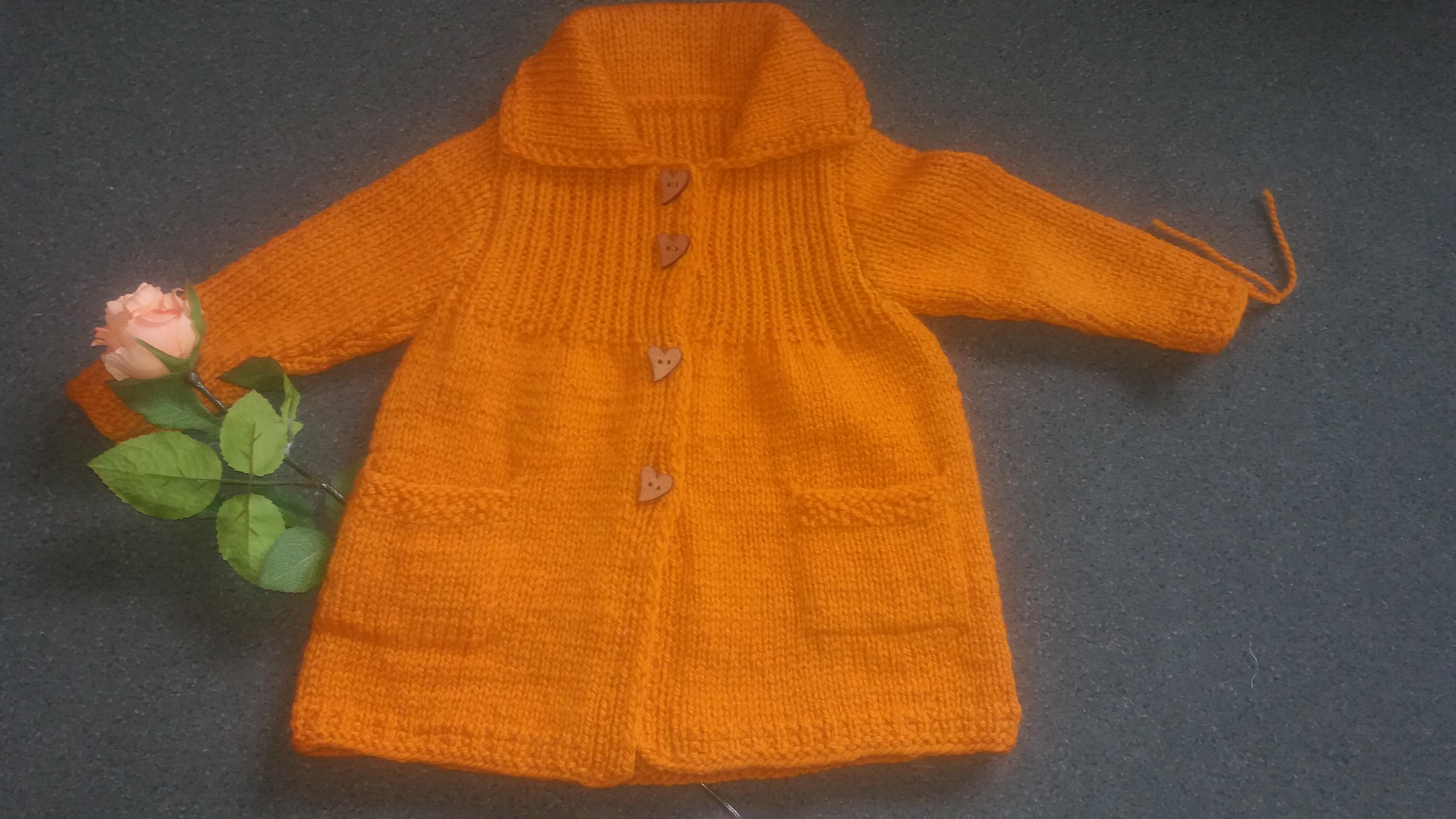 198f424a4fa Kootud pikk jakk | E-pood | Jollery-Bunny