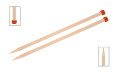 Knitpro kasepuust kudumisvardad - 35 cm