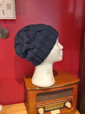 Handknitted hat