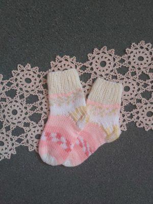 Handknitted socks