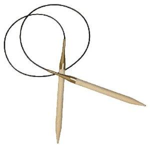 Knitpro kasepuust ringvardad - 100 cm