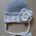 Kootud beebi müts
