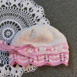 Baby handknitted Hat